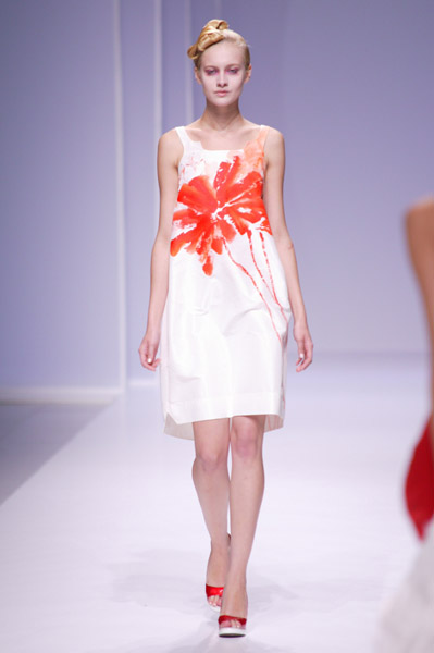 Paris Fashion Week: Shiatzy Chen Spring 2009