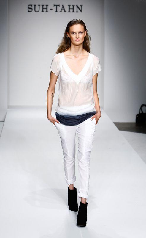 Los Angeles Fashion Week: Suh Tahn Spring 2009
