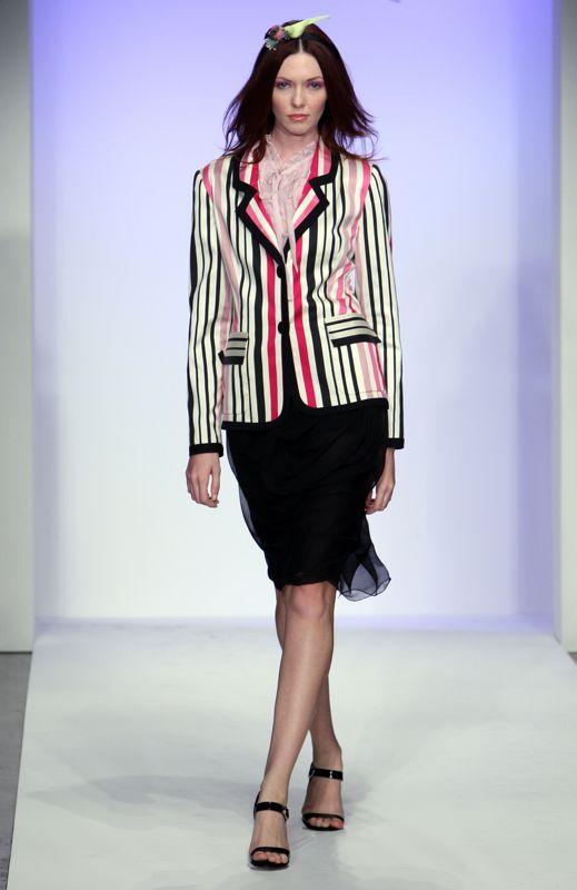Los Angeles Fashion Week: Amelia Toro Spring 2009
