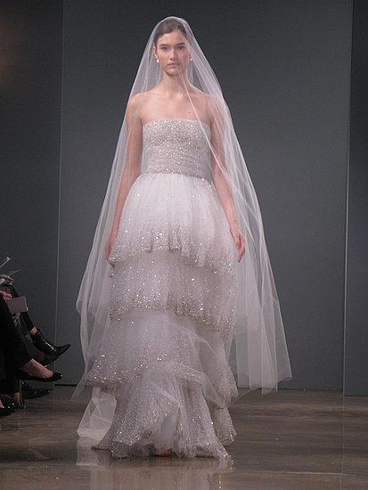 New York Bridal Market: Monique Lhuillier Bride Fall 2009