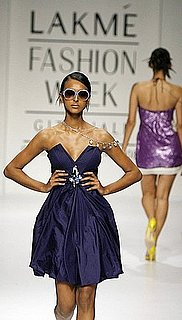 Lakme India Fashion Week: Shane and Falguni Spring 09