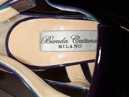 In The Showroom: Bionda Castana Spring 2009
