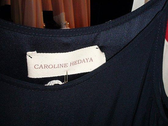 In The Showroom: Caroline Hedaya Spring 2009