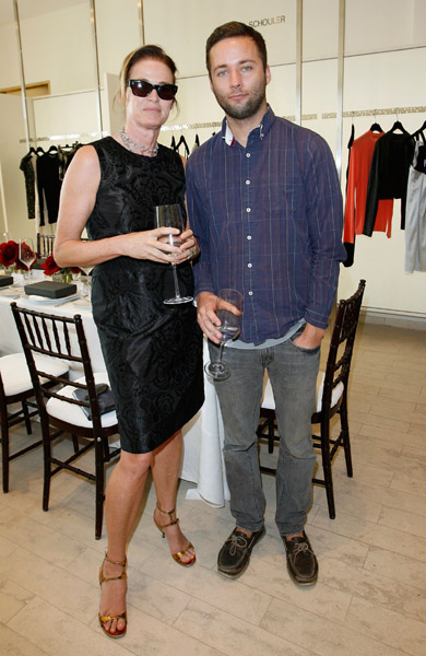 Proenza Schouler Handbag Launch Luncheon