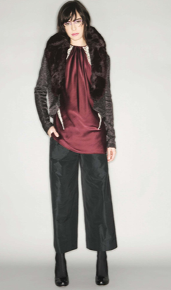 Shelly Steffee Fall 2008 Look Book