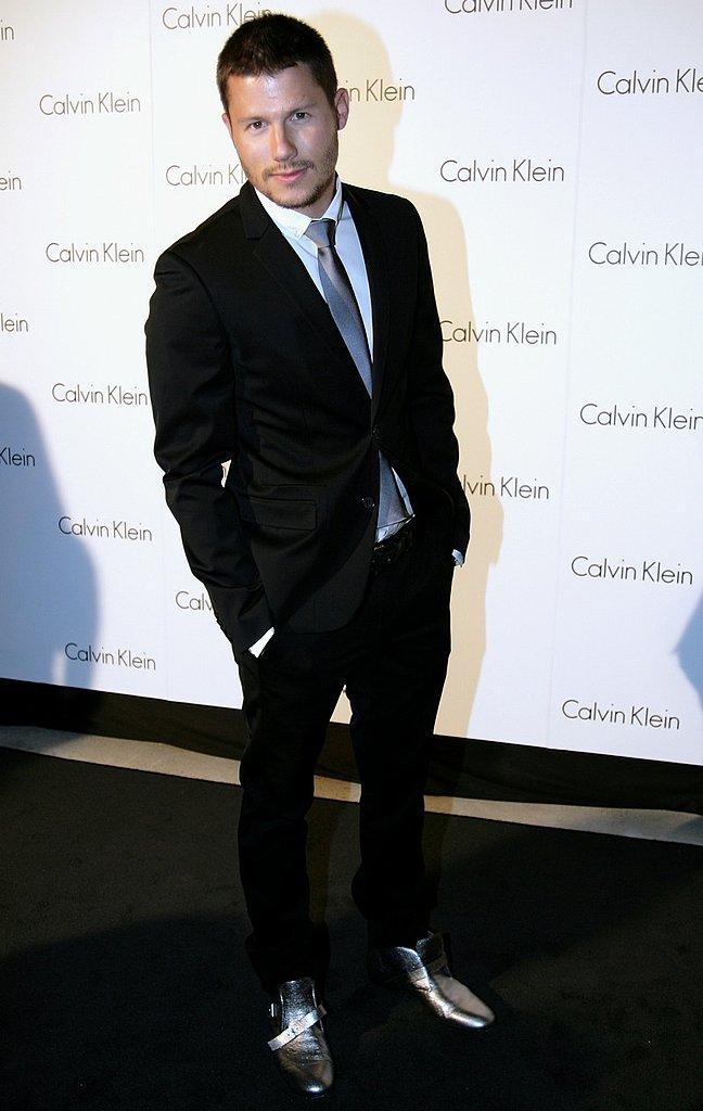 Model Jason Dundas