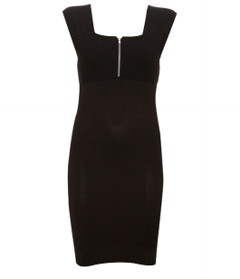 Knitted Bodycon Dress $80 @ Topshop