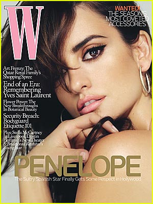 "Penelope Cruz - ""W Magazine"" August 2008"