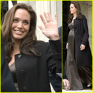Angelina Jolie Has Been Busy