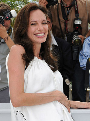 All photos from Angelina Jolie's second pregnancy