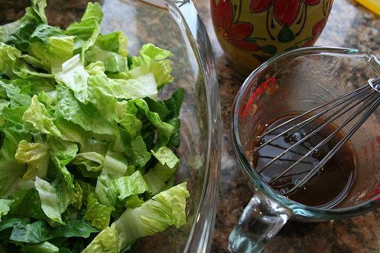 Reader Recipe: Maple-Balsamic Dressing