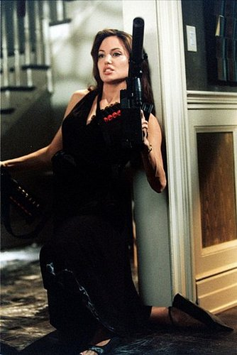 Angelina Jolie In Mr and Mrs. Smith