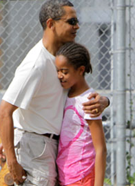 Malia Obama Makes an Age-Appropriate Statement in TEASE