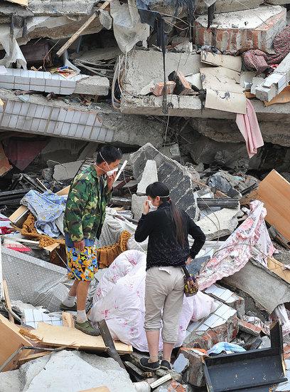 China to Rebuild Devastated City Somewhere Else