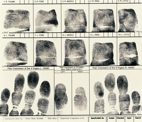 Fingerprint Database Silently Added for Mortgage Industry