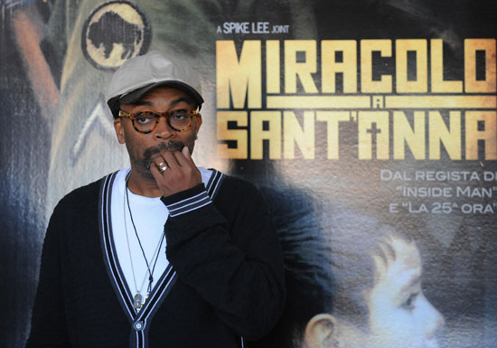 Spike Lee's War Epic Starts a Battle With Italy