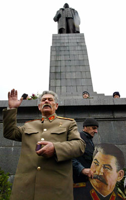 Despite Conflict With Russia, Georgia Has Love For Stalin