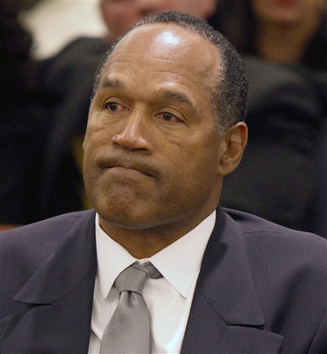 O.J. Simpson Sentenced to at Least Nine Years