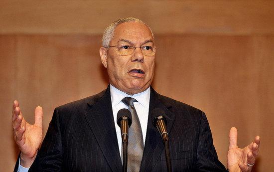 Briefing Book! Powell Says Rush Limbaugh's Ruining GOP