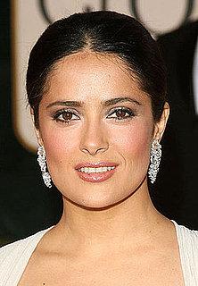 Salma Hayek's Makeup at the 2009 Golden Globes
