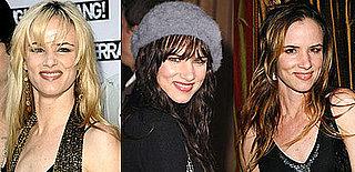 Juliette Lewis hair color