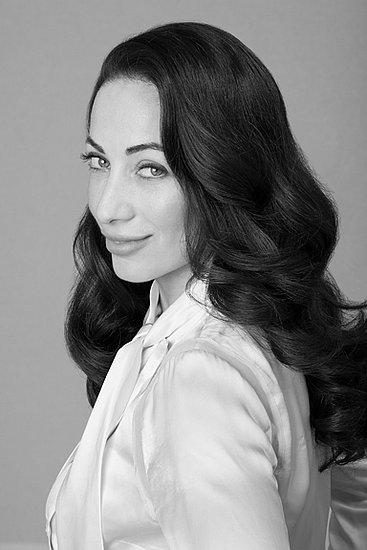 Madonna's makeup artist, Gina Brooke