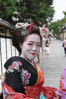 Wrap Your Cosmetics in a Faux Kimono
