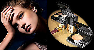 Chanel Fall 2008 Makeup Collection, Gold