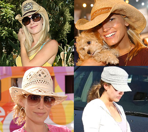 How Do You Style Your Hair When You're Wearing a Hat ...