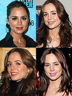 What Color Lipstick Do You Like Best on Eliza Dushku?