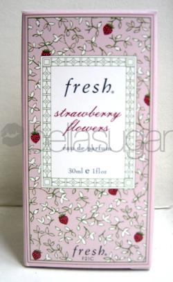Coming Soon: Strawberry Flowers Eau de Parfum