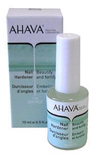 Product Review: Ahava Nail Hardener