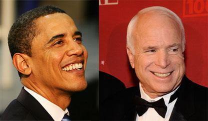 Eliza Petrescu on The Eyebrows of John McCain, Barack Obama, and Tim Kaine