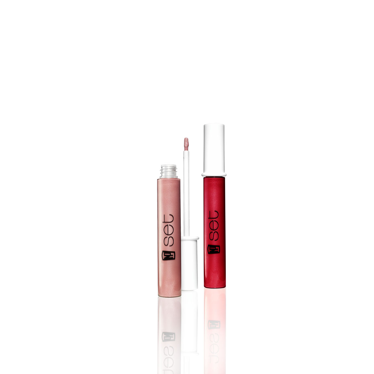 NP Set Lip Gloss ($15) — lots of shine.