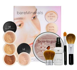 Saturday Giveaway! Bare Escentuals Get Started Kit
