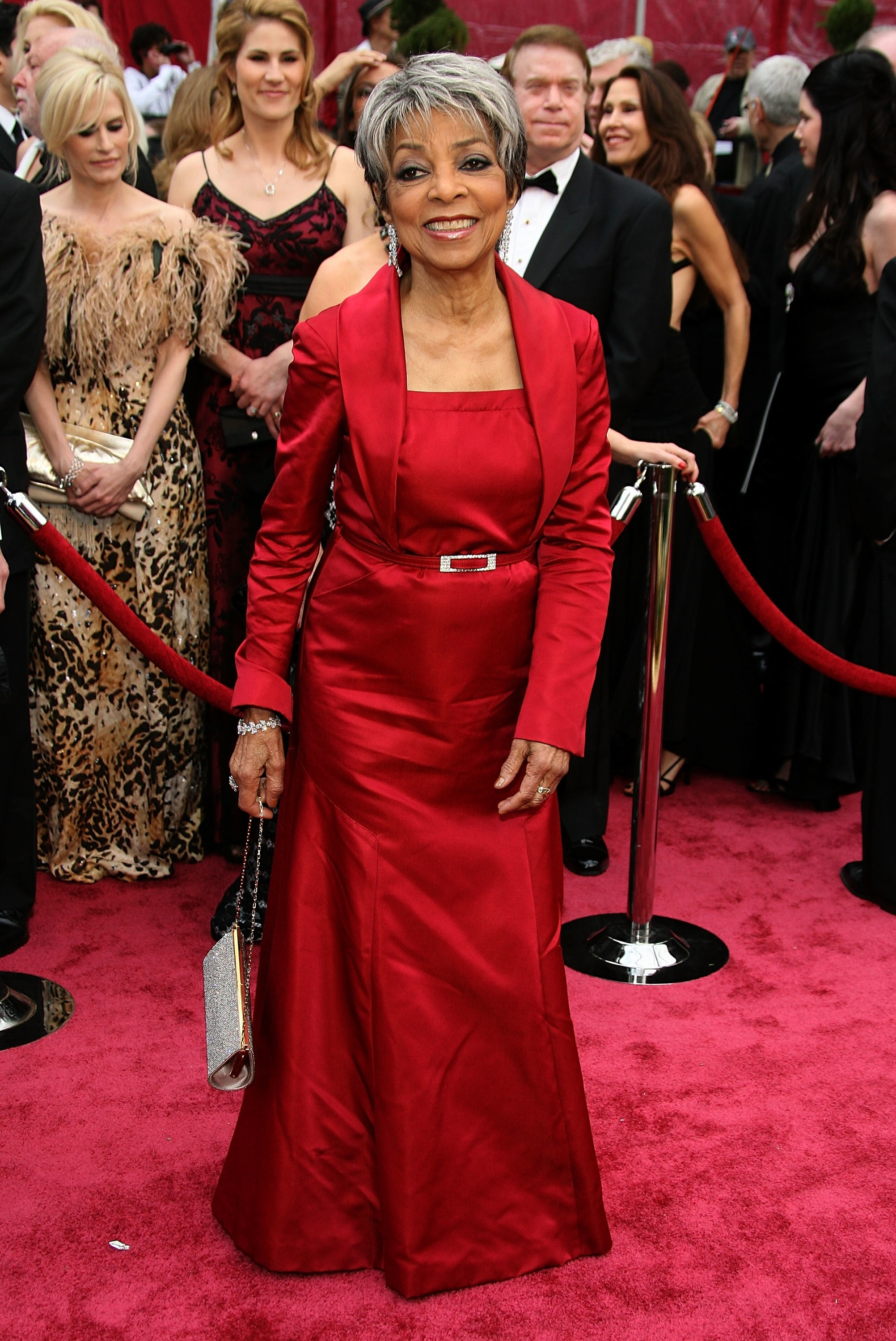 Dee's stunning look at the 2008 Academy Awards.