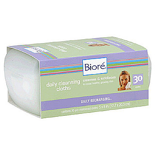 Review of Biore Daily Cleansing Cloths