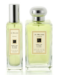 Jo Malone Sweet Lime and Cedar Cologne Review