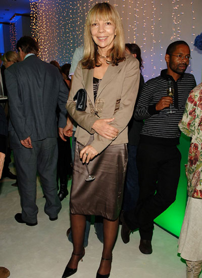 At a 2006 exhibition.<br />