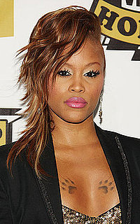 Eve at the 2008 Vh1 Hip Hop Honors Look