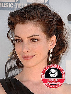 The Votes Are In: Best Awards Show Look Goes to Anne Hathaway