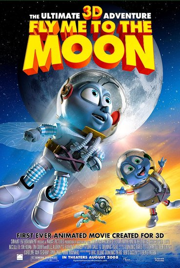 Lil Big Screen: Fly Me To the Moon