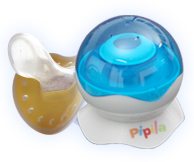 Mommy's Lil Helper:  Pipila Pacifier Sanitizer