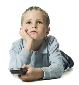 Tell Mommy: Do You Limit Your Child's TV Time?