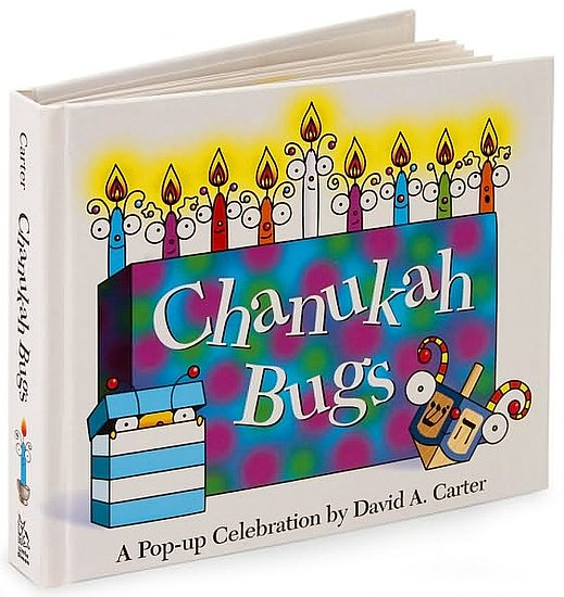 Children's Books and Music for Hanukkah