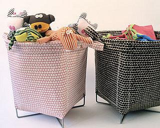 Toy Organization Goes Chic with Hable Bushel Basket