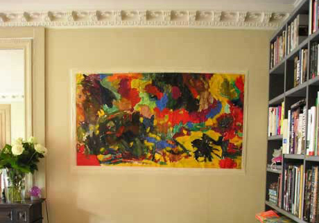 Lil Links: Display Your Children's Art on the Walls!