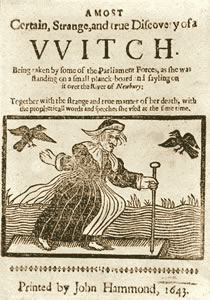 Petitioners Seek Pardon For Executed Witches