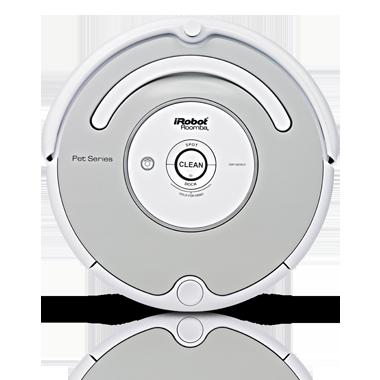 Win an iRobot Roomba® 532 Pet Series!