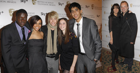 Reception for 2008 BAFTA Television Awards and 2008 BAFTA Television Craft Awards Nominees
